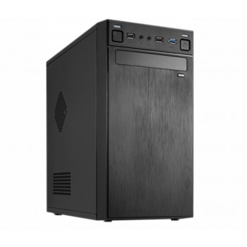 Intel Core i5-10400, 6 Core, 3,0GHz, 8GB, 480Gb SSD, 500W Midi ATX